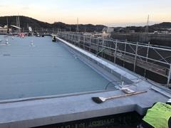 神奈川県某マンション防水工事